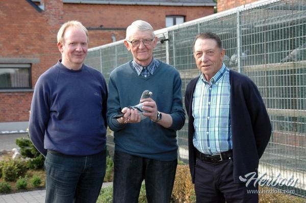 Jos et Jules Engels, Putte De la renommée mondiale pour des pigeons exceptionnels Partie 4: La nouvelle génération