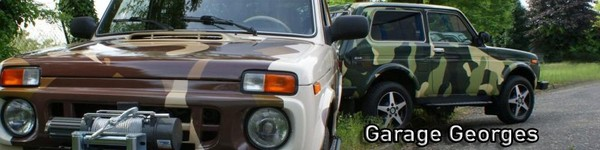 Vends lada niva 4x4 gpl made in 4x4 for Garage specialiste 4x4 var