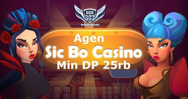 Agen Sic Bo Minimal Deposit 25rb