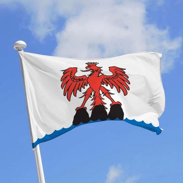 Acheter un drapeau province Comté de Nice : Doublet