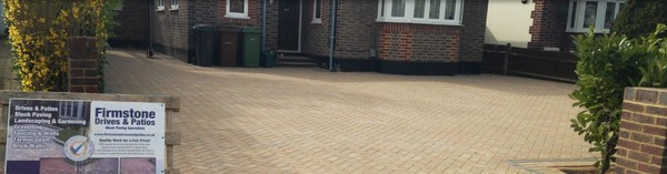 Driveway block paving installers in Epsom, Ewell, Banstead, Ashtead.