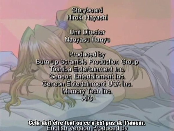 Burn Up! Scramble 01 VOSTFR Streaming DDL HD :: Anime-Ultime
