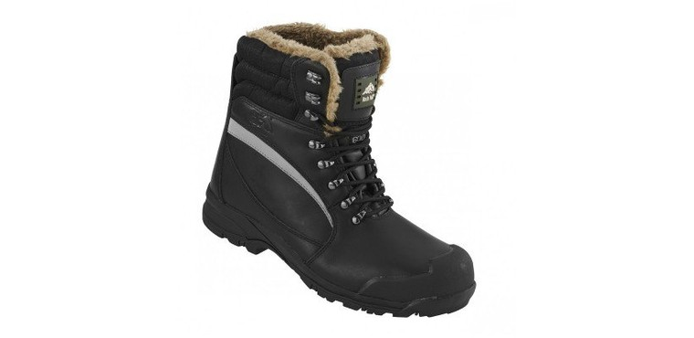 Cold Feet - Not With Alaska Cold Work Safety Boots - Blog