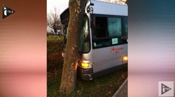 VIDEO. Bus attaqué à Sevran: «J'ai eu peur pour les enfants»