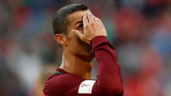 Ronaldo Menghindari Wartawan Setelah Imbang Lawan Meksiko