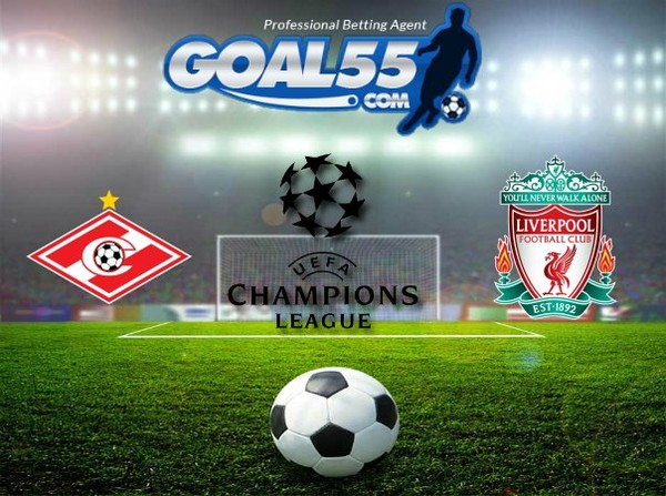 Prediksi Skor Spartak Moskva Vs Liverpool 27 September 2017
