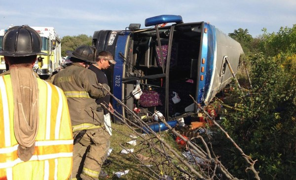 Concerns Mount for the Families Involved in the Delaware Tour Bus Crash Leaving 2 Dead and Dozens Injured | VB Attorneys