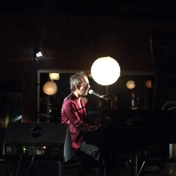 [Live-Report] Arthur H enregistre des pépites de «Soleil dedans» pour Arte concert | Toutelaculture | [Live-Report] Arthur H enregistre des pépites de «Soleil dedans» pour Arte concert
