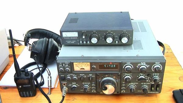 Rencontre avec le Radio Club du Bassin d'Arcachon