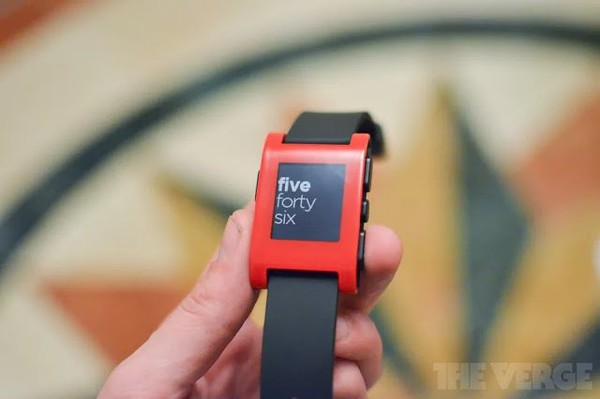 Pebble is dead and hardware buttons are going with it | Good news 4 you online
