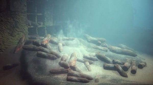"""""""Une catastrophe sans précédent"""" : pourquoi le risque de pollution aux armes chimiques en mer du Nord est inquiétant"""