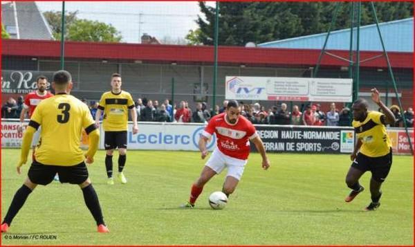 FCR - FC Rouen - Neiges: 4-0