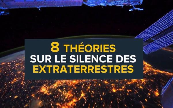 Extraterrestres : 8 théories pour expliquer le silence