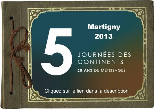 le musee du web :: Continent. (Journées des 5 continents. Martigny.)