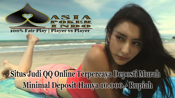 Situs Judi QQ Online Terpercaya Deposit Murah | Daftar Domino