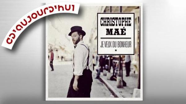 Christophe Maé Je veux du bonheur | CD'Aujourd'hui | France2