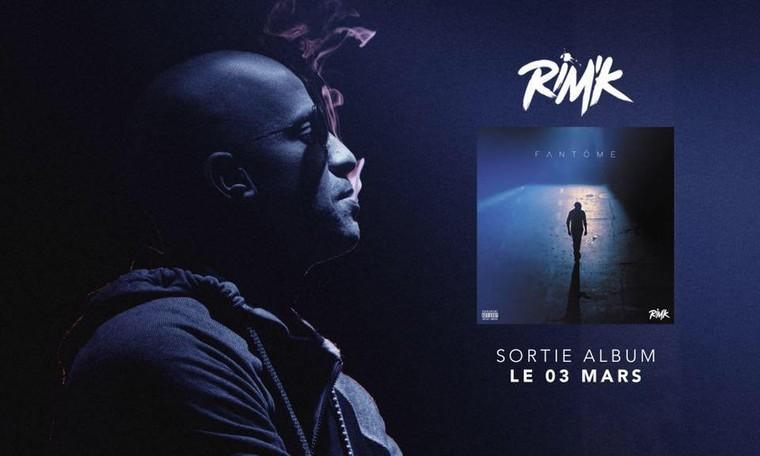 """Venez découvrir la tracklist de """" Fantôme """""""