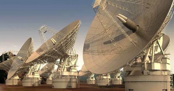 Des scientifiques détectent un mystérieux signal venant d'une autre galaxie