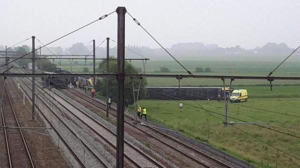 2 millions € de dégâts pour le train qui a déraillé à Neufvilles