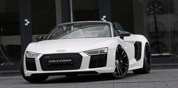 German tuner Wheelsandmore designed this Audi R8