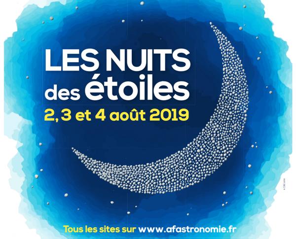 Nuits des étoiles : le programme dans cinq grandes villes françaises