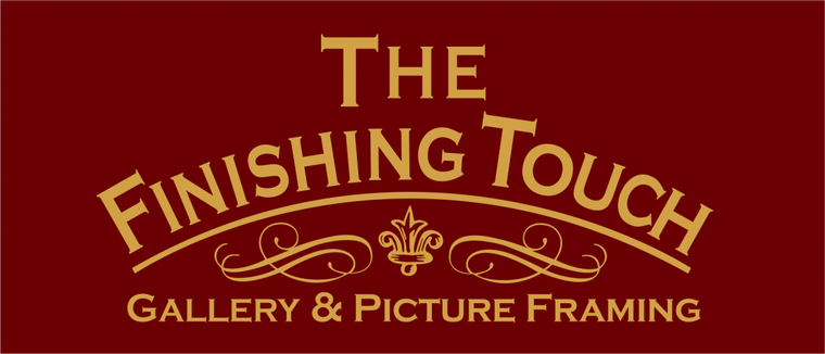 Framing - Art - Printing - The Finishing Touch Gallery Fremantle