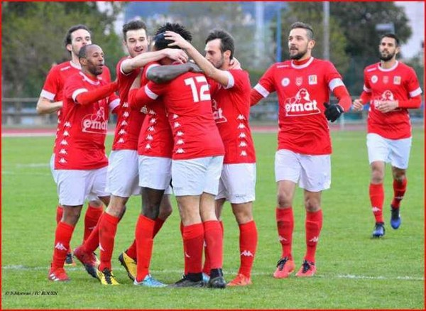 FCR - Grand Quevilly - FC Rouen: 1-1