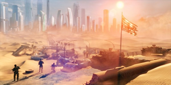Spec Ops: The Line, now in insane 8k resolution!... - Superficial Internet Complex