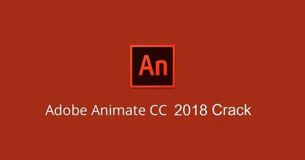 Adobe Animate CC 2018 Crack Patch Keygen Full Download