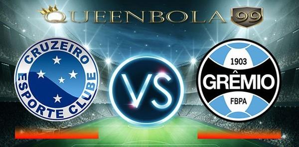 Prediksi Cruzeiro vs Gremio Porto 20 Juni 2017