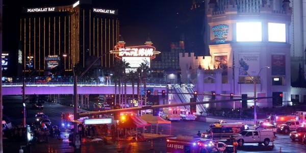 59 morts et plus de 500 blessés à Las Vegas, fusillade la plus sanglante des État-Unis