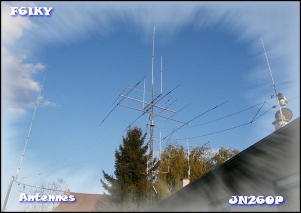 Mon Site sur le Radioamateurisme