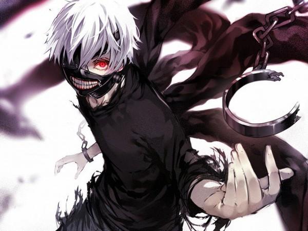 Quel Personnage De Tokyo Ghoul Es-tu?
