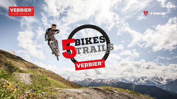 Participer | 5 BIKES FOR 5 TRAILS