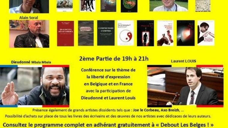 """Bruxelles: les autorités veulent empêcher le """"Congrès de la dissidence"""" - RTBF Regions"""