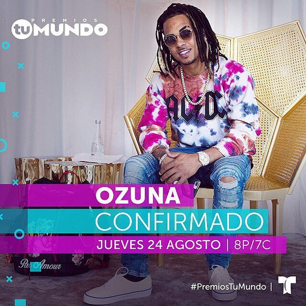 Instagram post by @premiostumundo • Jul 27, 2017 at 6:21pm UTC