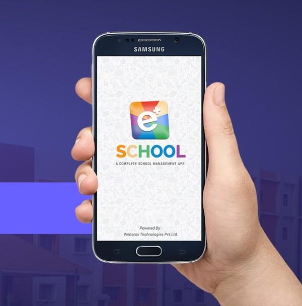 eSchool Plus: A Complete School Management App