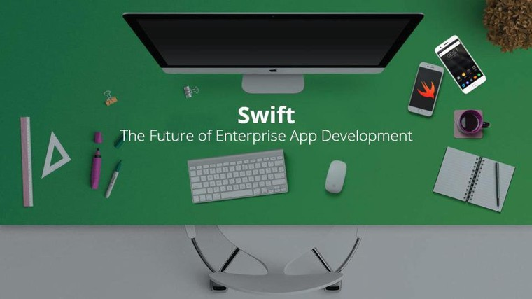 Why Enterprises Prefer App Development in Swift? | Keyideas