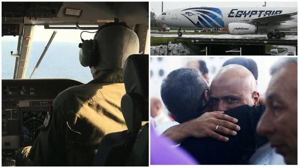 Crash EgyptAir: les détecteurs de fumée de l'A320 se seraient activés avant le crash