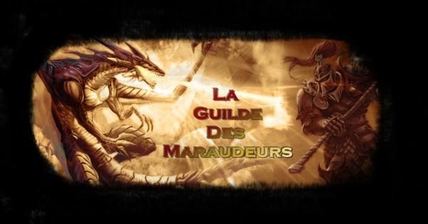 créer un forum : Forum de la Guilde des Maraudeurs