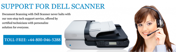 Dell Scanner Support Phone Number +44-800-046-5288 UK