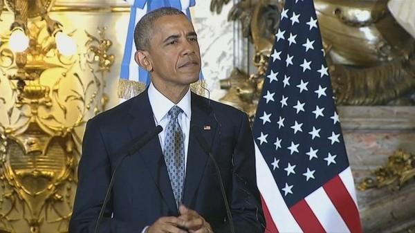 """Neutraliser l'EI, """"priorité numéro un"""" pour Obama"""