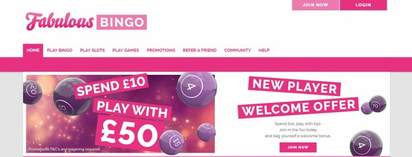 Playing at the Online Bingo Sites UK