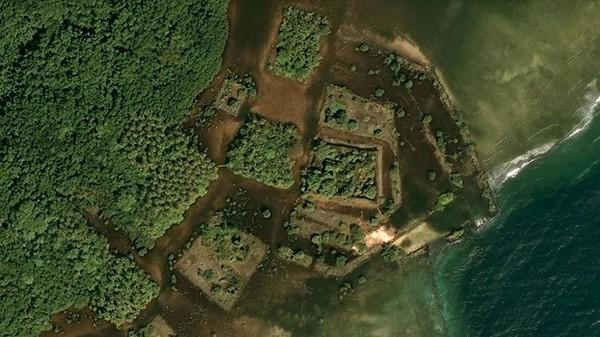 Nan Madol, la mystérieuse cité perdue au milieu du Pacifique, sous le regard de Science Channel
