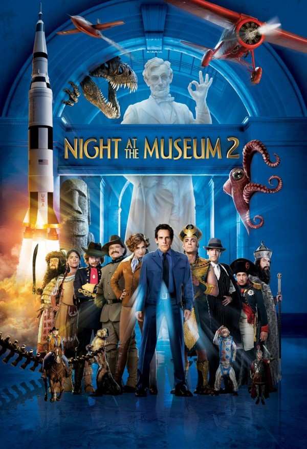 La Nuit au musée 2 (2009) [HD]
