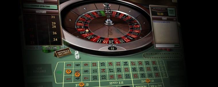 Permainan Judi Roulette Online