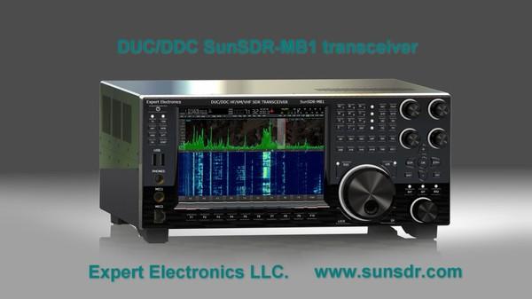 Specs on SUN SDR MB1 - Expert Electronics