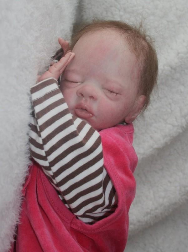 bébé reborn Garance