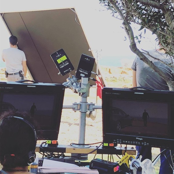 "Christophe Devillers on Instagram: ""Tournage « Section de recherche » #sectionderecherches"""