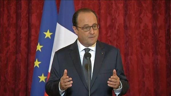 """Hollande répond à Aubry : """"Les réformes se poursuivront à un rythme encore accéléré"""""""